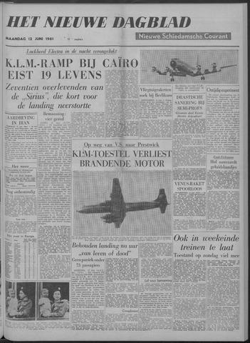 Nieuwe Schiedamsche Courant 1961-06-12