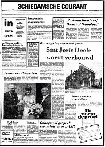 Rotterdamsch Nieuwsblad / Schiedamsche Courant / Rotterdams Dagblad / Waterweg / Algemeen Dagblad 1980-06-12