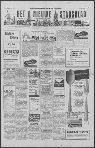 Het Nieuwe Stadsblad 1956-05-23