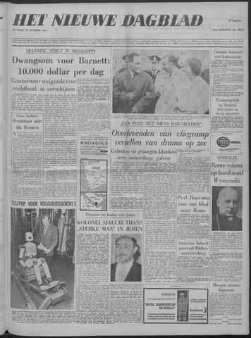 Nieuwe Schiedamsche Courant 1962-09-29