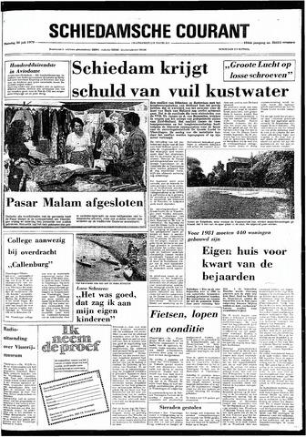 Rotterdamsch Nieuwsblad / Schiedamsche Courant / Rotterdams Dagblad / Waterweg / Algemeen Dagblad 1979-07-30