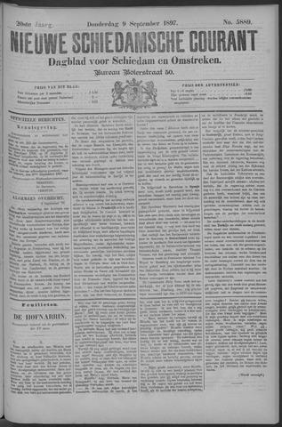 Nieuwe Schiedamsche Courant 1897-09-09