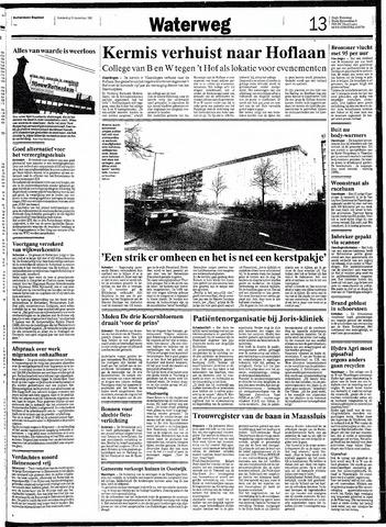 Rotterdamsch Nieuwsblad / Schiedamsche Courant / Rotterdams Dagblad / Waterweg / Algemeen Dagblad 1991-12-12