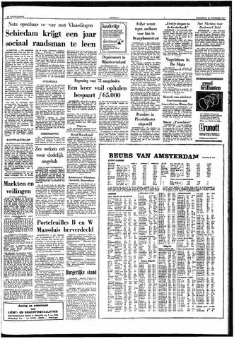 Trouw / De Rotterdammer 1971-11-25