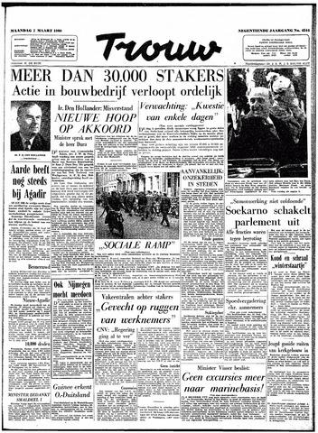 Trouw / De Rotterdammer 1960-03-07