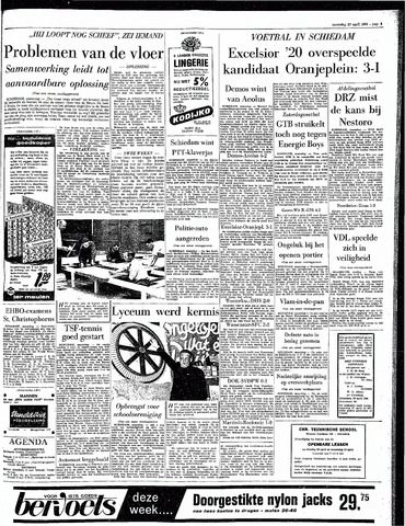 Rotterdamsch Parool / De Schiedammer 1964-04-27