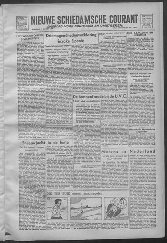 Nieuwe Schiedamsche Courant 1946-03-05