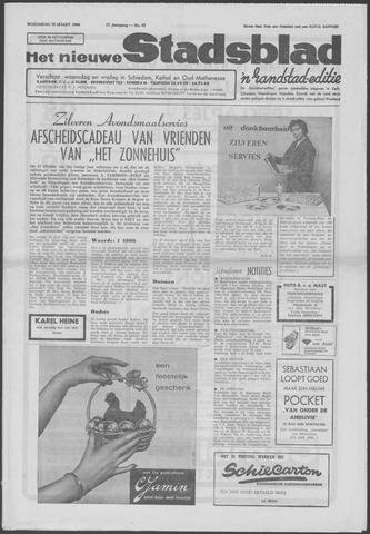 Het Nieuwe Stadsblad 1966-03-30