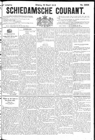 Schiedamsche Courant 1908-03-10