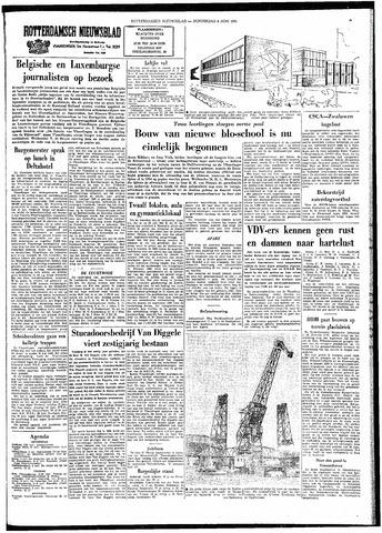 Rotterdamsch Nieuwsblad / Schiedamsche Courant / Rotterdams Dagblad / Waterweg / Algemeen Dagblad 1964-06-04
