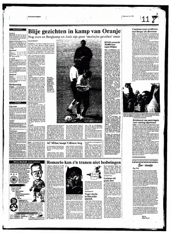 Rotterdamsch Nieuwsblad / Schiedamsche Courant / Rotterdams Dagblad / Waterweg / Algemeen Dagblad 1998-06-03