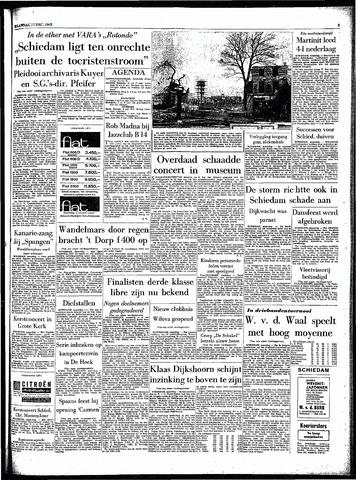 Rotterdamsch Parool / De Schiedammer 1962-12-17