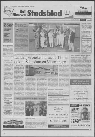 Het Nieuwe Stadsblad 2001-05-09
