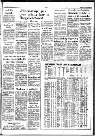Trouw / De Rotterdammer 1971-11-11