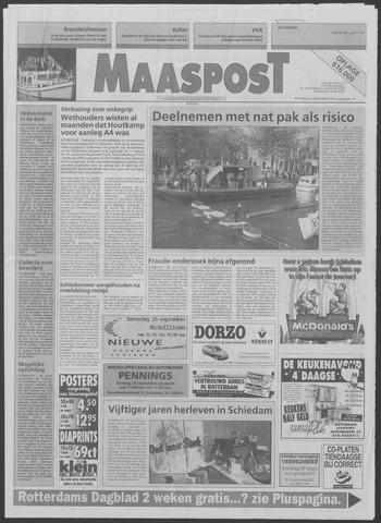 Maaspost / Maasstad / Maasstad Pers 1996-09-25