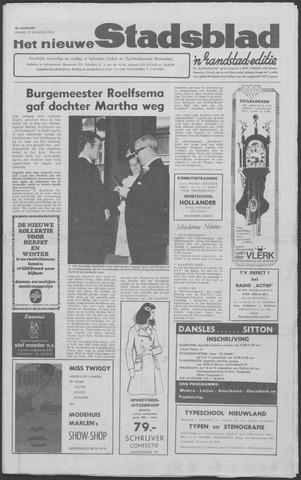 Het Nieuwe Stadsblad 1969-08-29