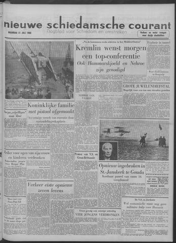 Nieuwe Schiedamsche Courant 1958-07-21
