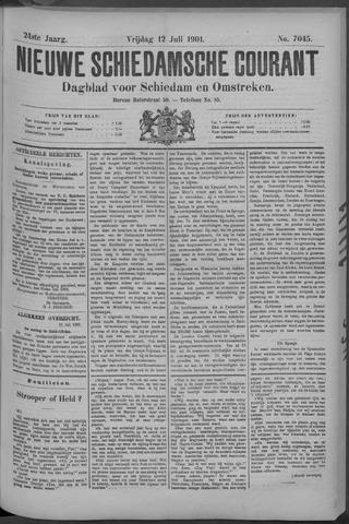 Nieuwe Schiedamsche Courant 1901-07-12
