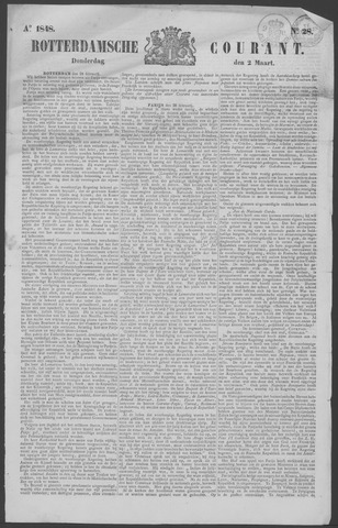 Rotterdamse Courant 1848-03-02