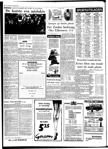 Rotterdamsch Parool / De Schiedammer 1964-11-09