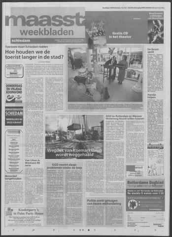 Maaspost / Maasstad / Maasstad Pers 2005-02-16