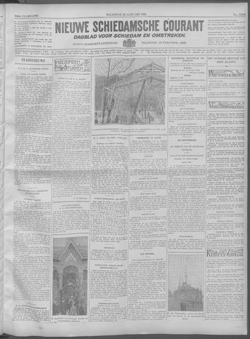 Nieuwe Schiedamsche Courant 1932-01-25