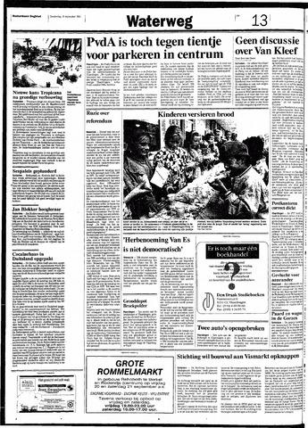 Rotterdamsch Nieuwsblad / Schiedamsche Courant / Rotterdams Dagblad / Waterweg / Algemeen Dagblad 1991-09-19