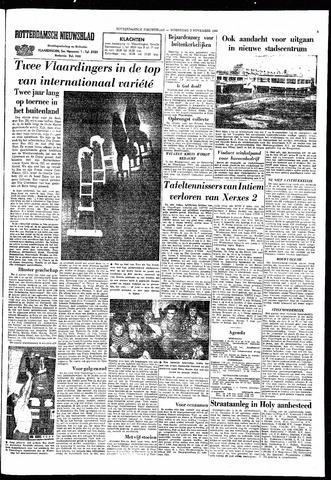 Rotterdamsch Nieuwsblad / Schiedamsche Courant / Rotterdams Dagblad / Waterweg / Algemeen Dagblad 1966-11-02