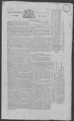 Rotterdamse Courant 1826-06-29