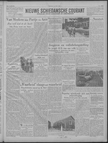 Nieuwe Schiedamsche Courant 1949-06-14