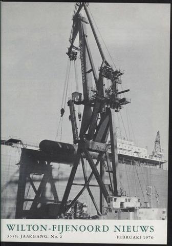 Wilton Fijenoord Nieuws 1970-02-01