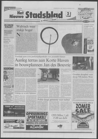 Het Nieuwe Stadsblad 1998-06-25