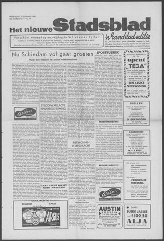 Het Nieuwe Stadsblad 1960-09-07