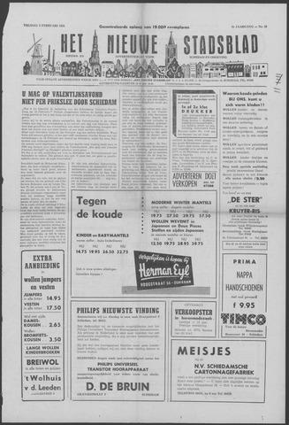 Het Nieuwe Stadsblad 1956-02-03