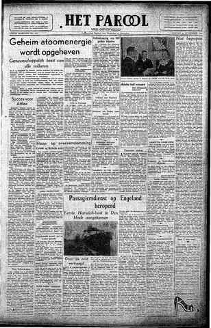 Rotterdamsch Parool / De Schiedammer 1945-11-16