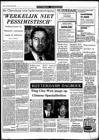 Rotterdamsch Parool / De Schiedammer 1966-11-12