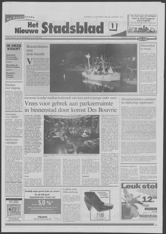 Het Nieuwe Stadsblad 1998-09-30
