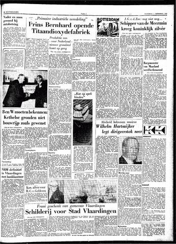 Trouw / De Rotterdammer 1962-11-03