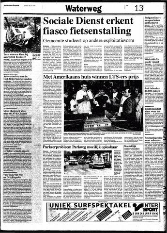 Rotterdamsch Nieuwsblad / Schiedamsche Courant / Rotterdams Dagblad / Waterweg / Algemeen Dagblad 1991-06-28