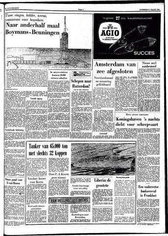 Trouw / De Rotterdammer 1964-03-05