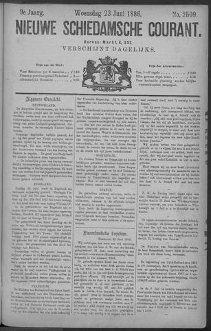 Nieuwe Schiedamsche Courant 1886-06-23