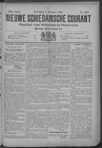 Nieuwe Schiedamsche Courant 1901-02-06