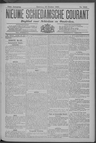 Nieuwe Schiedamsche Courant 1909-10-23