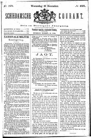Schiedamsche Courant 1879-12-10