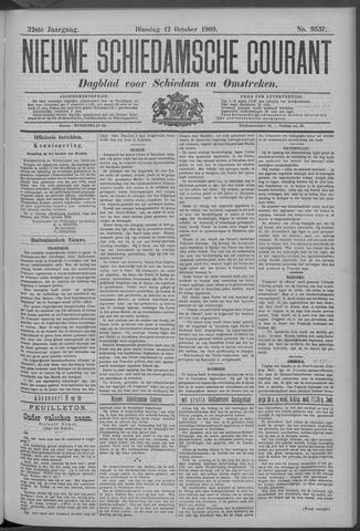 Nieuwe Schiedamsche Courant 1909-10-12