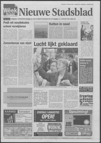 Het Nieuwe Stadsblad 2007-08-01