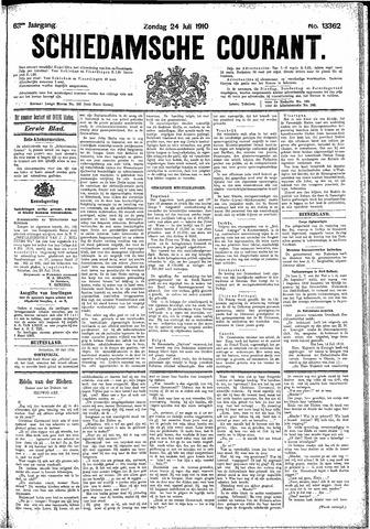 Schiedamsche Courant 1910-07-24