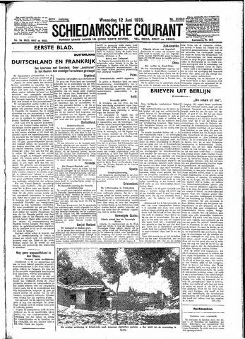 Schiedamsche Courant 1935-06-12