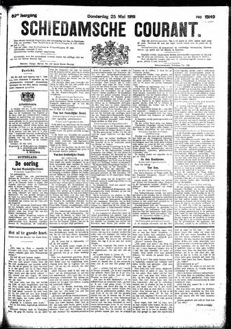 Schiedamsche Courant 1916-05-25
