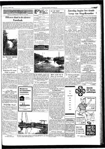 Rotterdamsch Nieuwsblad / Schiedamsche Courant / Rotterdams Dagblad / Waterweg / Algemeen Dagblad 1959-07-10